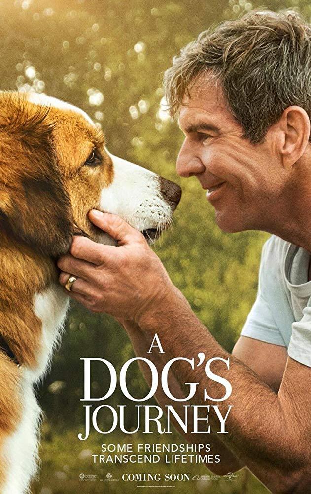 A Dog's Journey 2019 [BluRay] [720p] YIFY