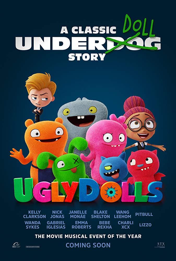 Ugly Dolls 2019 720p BluRay x264 AC3 5 1-OMEGA