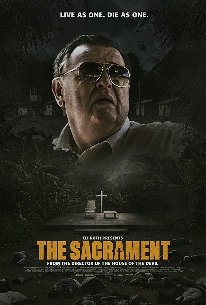 The Sacrament 2013 720p BluRay x264 x0r