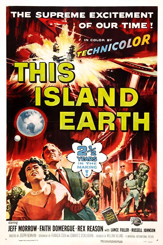 This Island Earth 1955 BluRay 10Bit 1080p AC3 H265-d3g