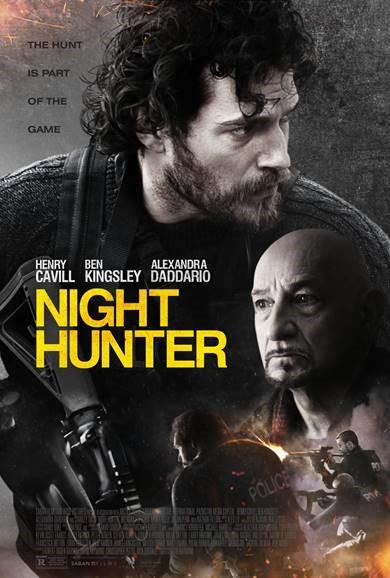 Night Hunter (2019) BDRip XviD AC3 EVO