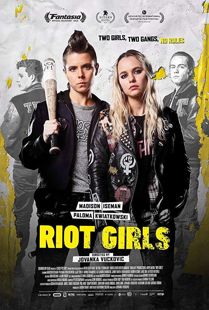 Riot Girls 2019 HDRip XviD AC3-EVO