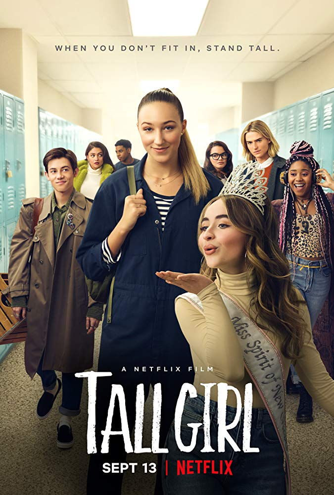 Tall Girl 2019 HDRip AC3 x264-CMRG[EtMovies]