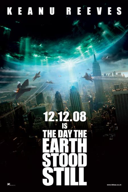 The Day the Earth Stood Still (2008) 1080p BluRay Dual Audio Hindi+EnglishSeedUp