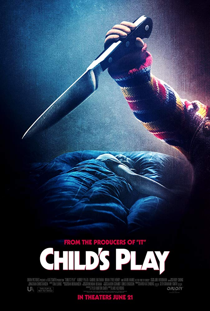Child's Play 2019 HDRip XviD AC3-LLG