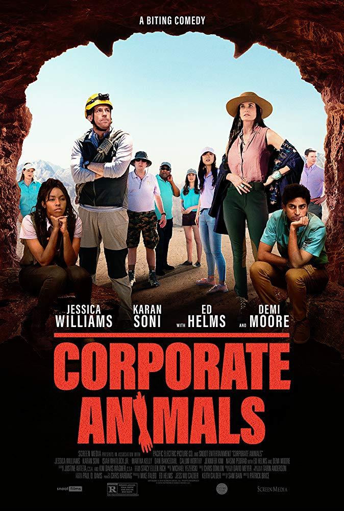 Corporate Animals 2019 1080p AMZN WEBRip DDP5 1 x264-NTG