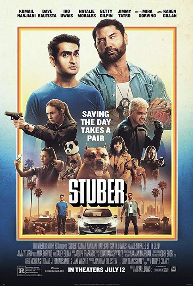 Stuber 2019 BDRip XviD AC3-EVO[EtMovies]