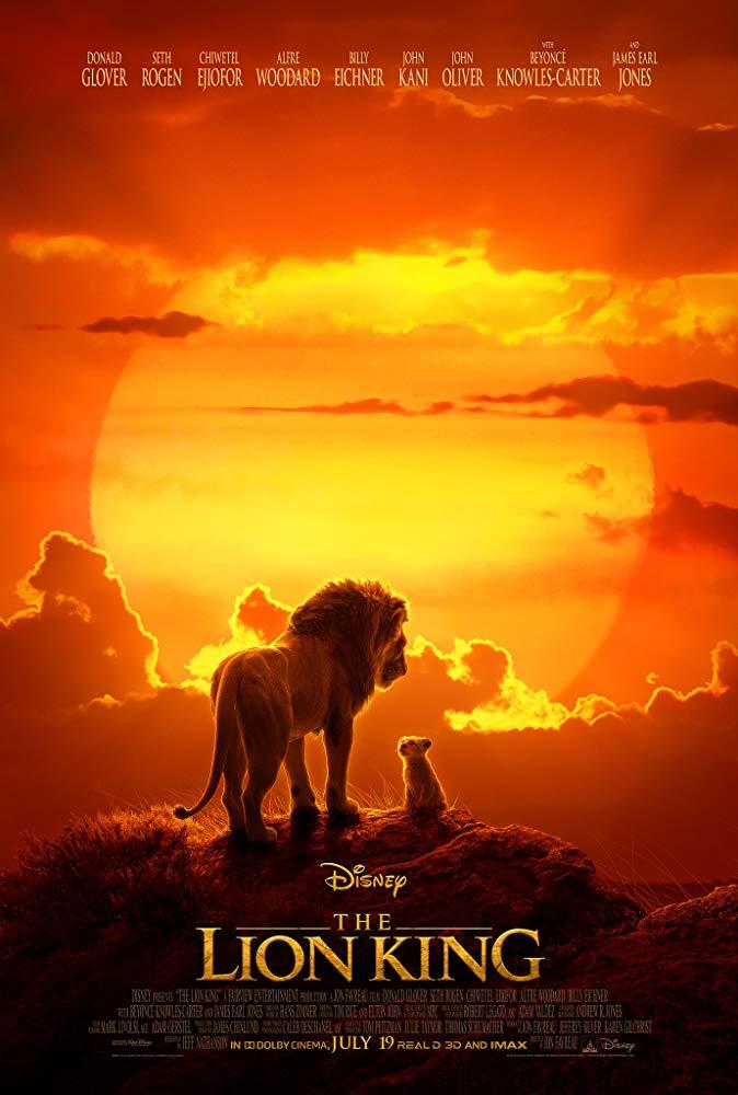The Lion King 2019 1080p BrRip 6CH x265 HEVC-PSA