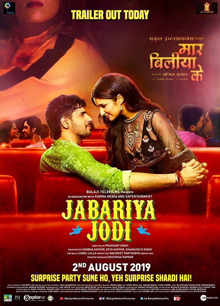 Jabariya Jodi (2019) 720p WEBRip x264 AAC - LiLThu