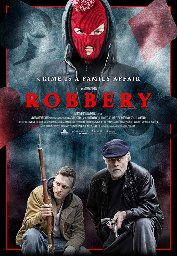 Robbery 2018 WEB-DL XviD MP3-FGT