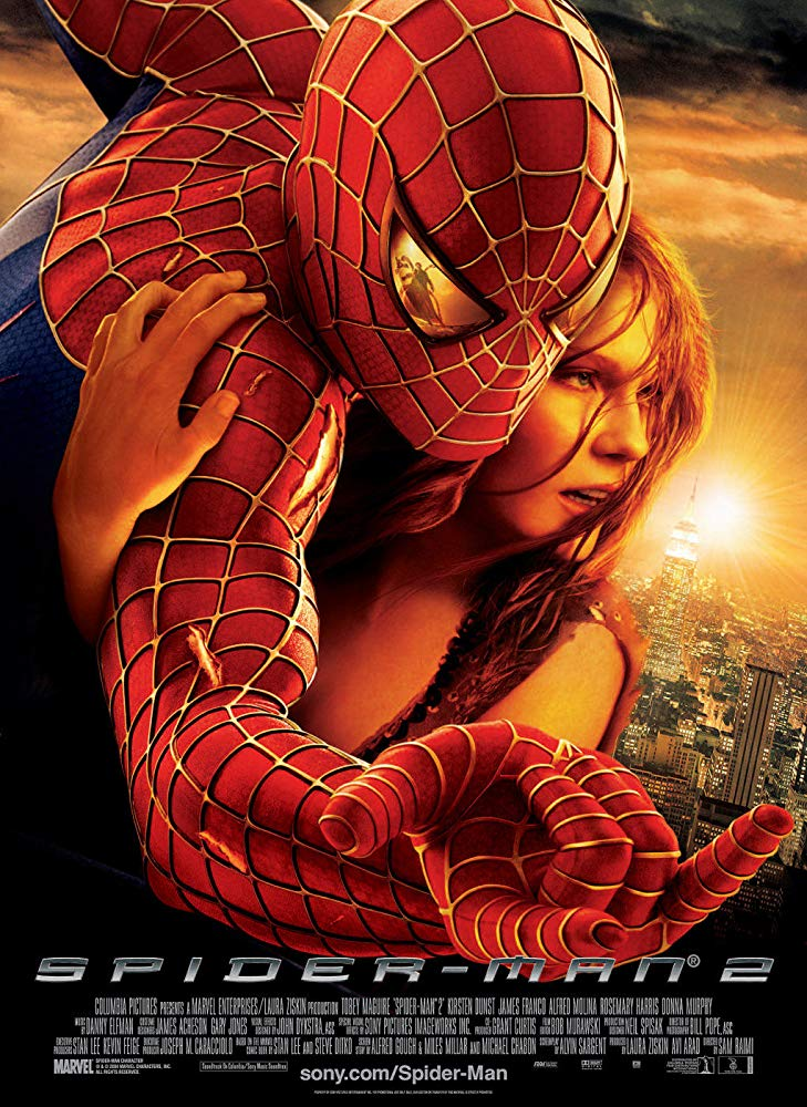Spider-Man 2 2004 Extended Cut BRRip XviD B4ND1T69