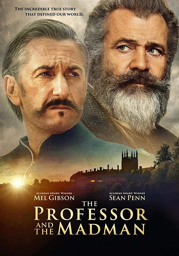 The Professor and the Madman 2019 BluRay 10Bit 1080p DD5 1 H265-d3g