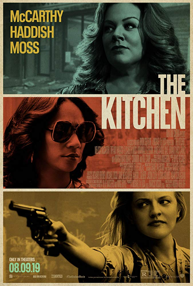 The Kitchen 2019 1080p BluRay H264 AAC-RARBG