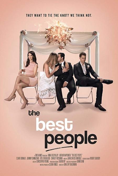 The Best People (2018) HDRip AC3 x264  CMRG