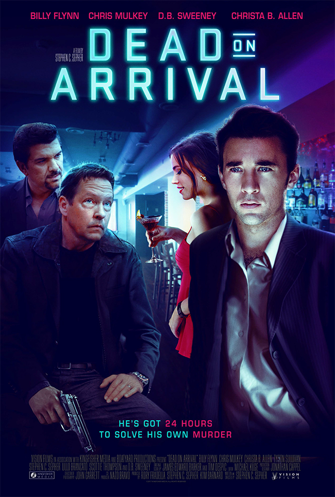 Dead On Arrival 2017 WEBRip x264-ION10