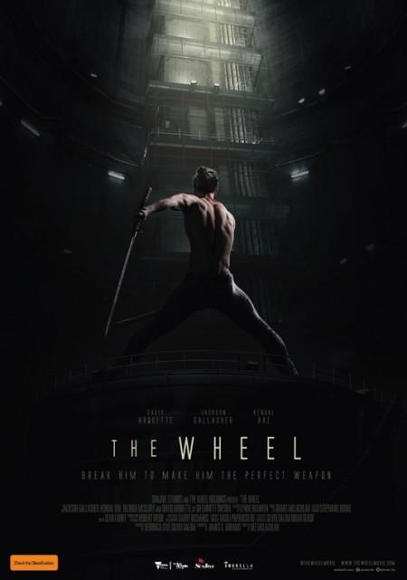 The Wheel (2019) HDRip AC3 x264  CMRG