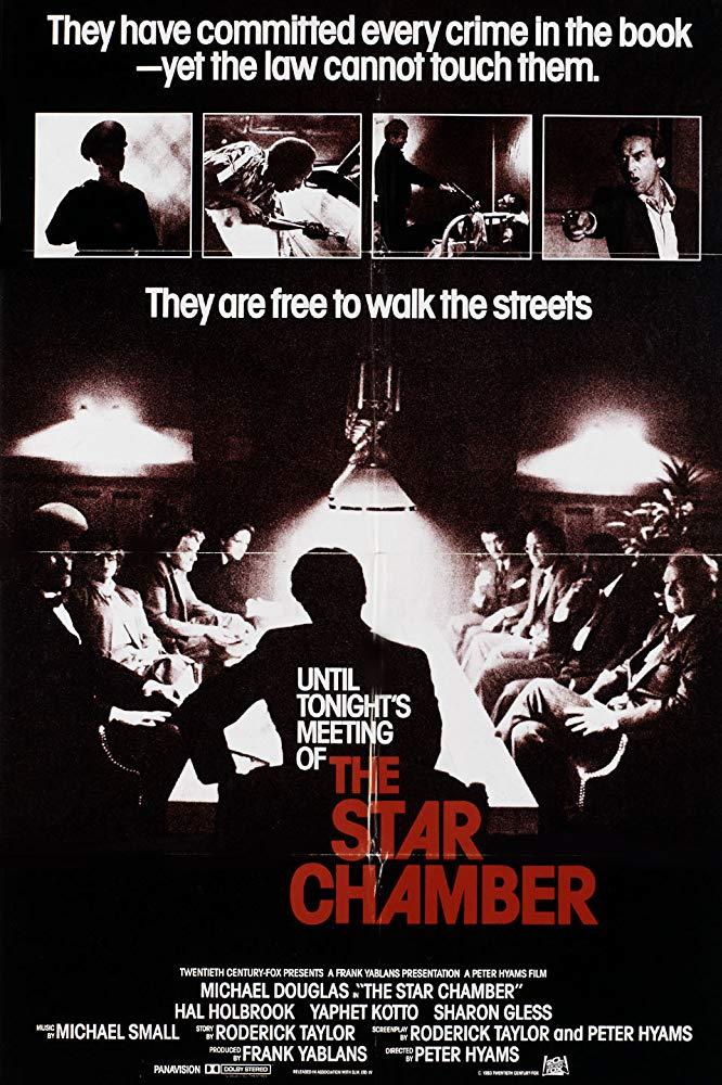The Star Chamber 1983 DVDRip XViD