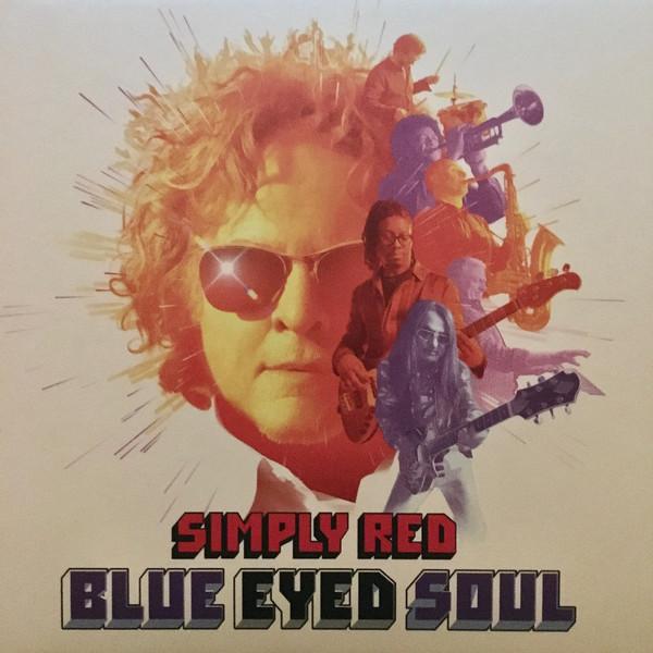 Simply Red - Blue Eyed Soul (2019) [EAC-FLAC] [DJ]