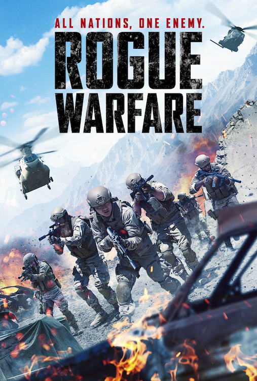 Rogue Warfare 2019 720p BluRay x264 x0r