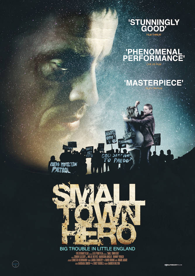 Small Town Hero 2019 720p WEB-DL X264 AC3-EVO
