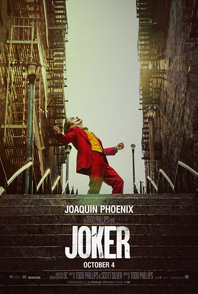 Joker 2019 720p HC HDRip x265 HEVCBay