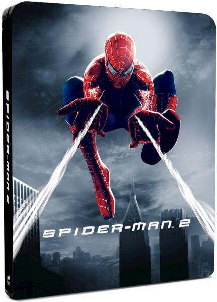 Spider-Man 2 (2004) Extended 1080p 10bit Bluray x265 HEVC Org DD5.1 Hindi DD5.1 E...
