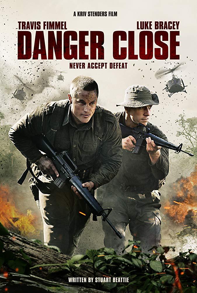 Danger Close 2019 720p BluRay 900MB x264-GalaxyRG