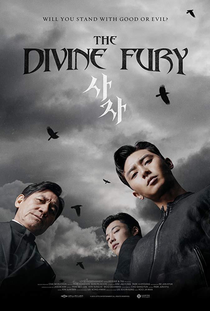 The Divine Fury 2019 DUBBED BRRip XviD AC3-XVID