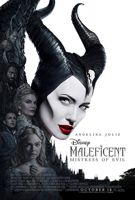 Maleficent Mistress of Evil (2019) 720p BRRip x264 AAC ESubs - LOKiHD - Telly