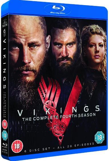 Vikings Season 04 Complete 720p Web-DL x264 Dual Audio English Hindi ESubs-DLW