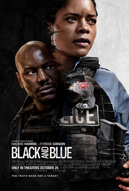 Black and Blue (2019) 720p WEBRip x264 AAC - LOKiHD - Telly