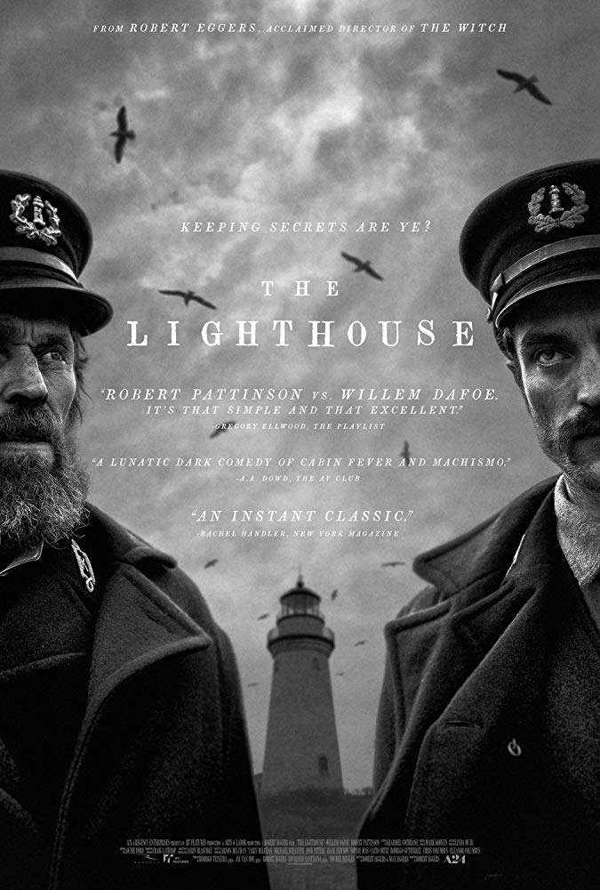 The Lighthouse 2019 1080p BluRay x264-GECKOS