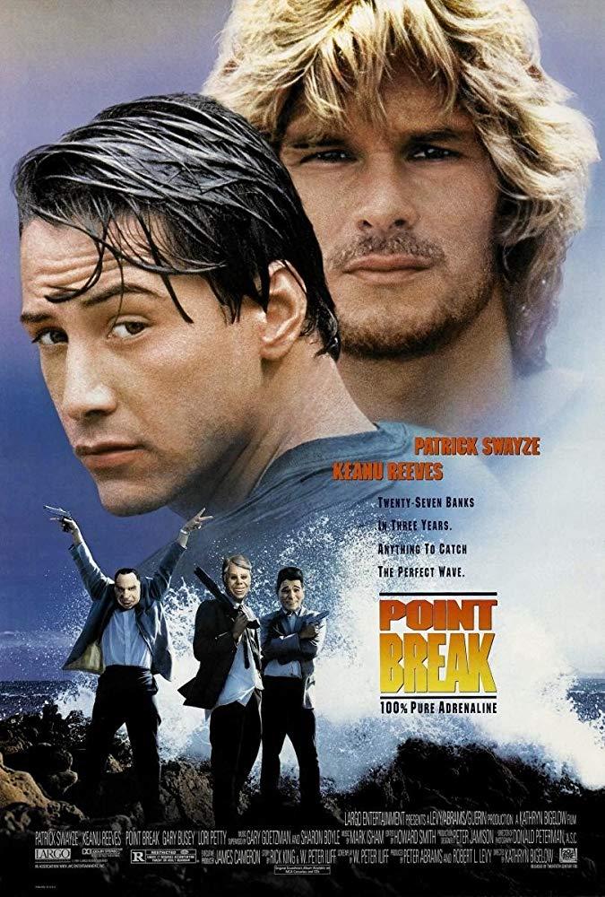 Point Break 1991 (1080p BluRay x265 HEVC 10bit AAC 5 1 Silence) [QxR]