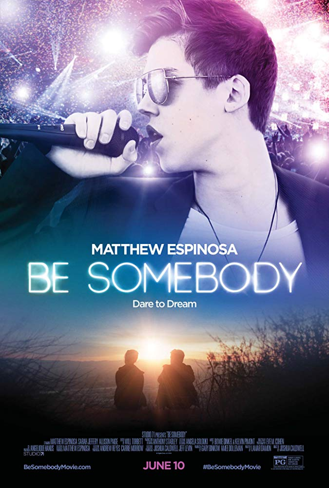 Be Somebody 2016 WEB-DL XviD MP3-XVID