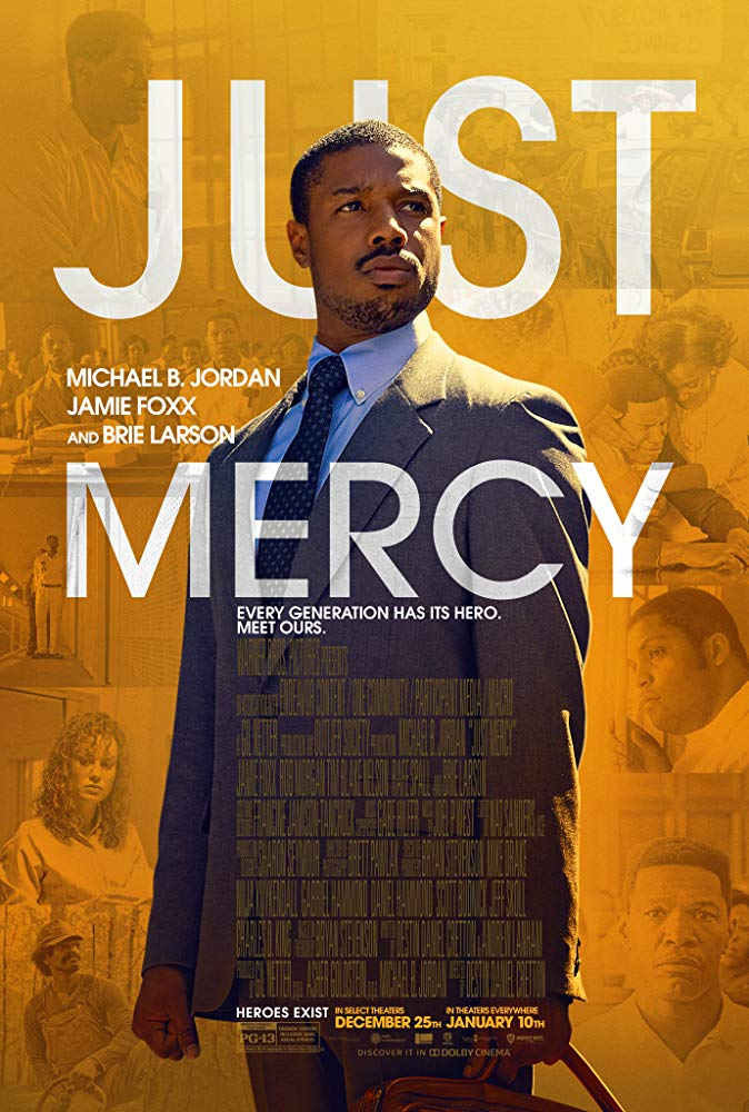 Just Mercy 2019 720P DVDScr X264 AC3 HQ Hive-CM8[EtHD]