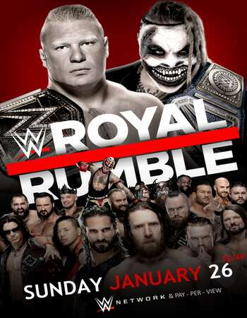 WWE Royal Rumble 2020 PPV 720p WEBRip x264 2GB-DLW