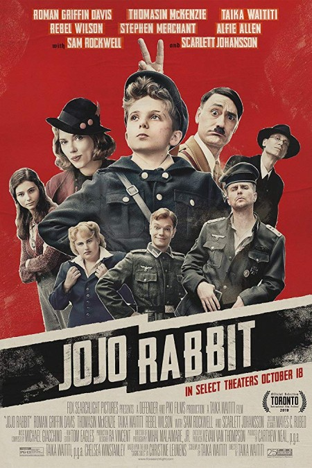 jojo rabbit (2019) BRRip AC3 x264-CMRG