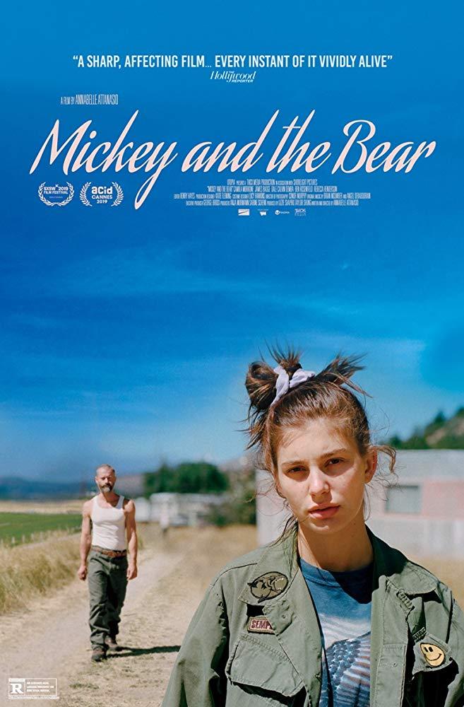 Mickey And The Bear 2019 720p WEBRip 800MB x264-GalaxyRG