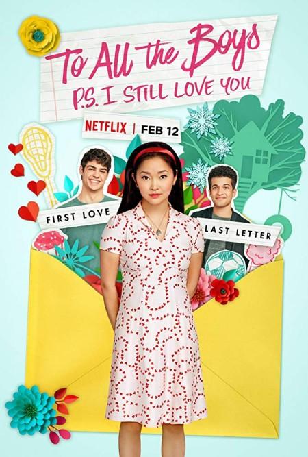To All the Boys P S I Still Love You 2020 1080p NF WEB-DL H264 DD5 1 H 264-EVO