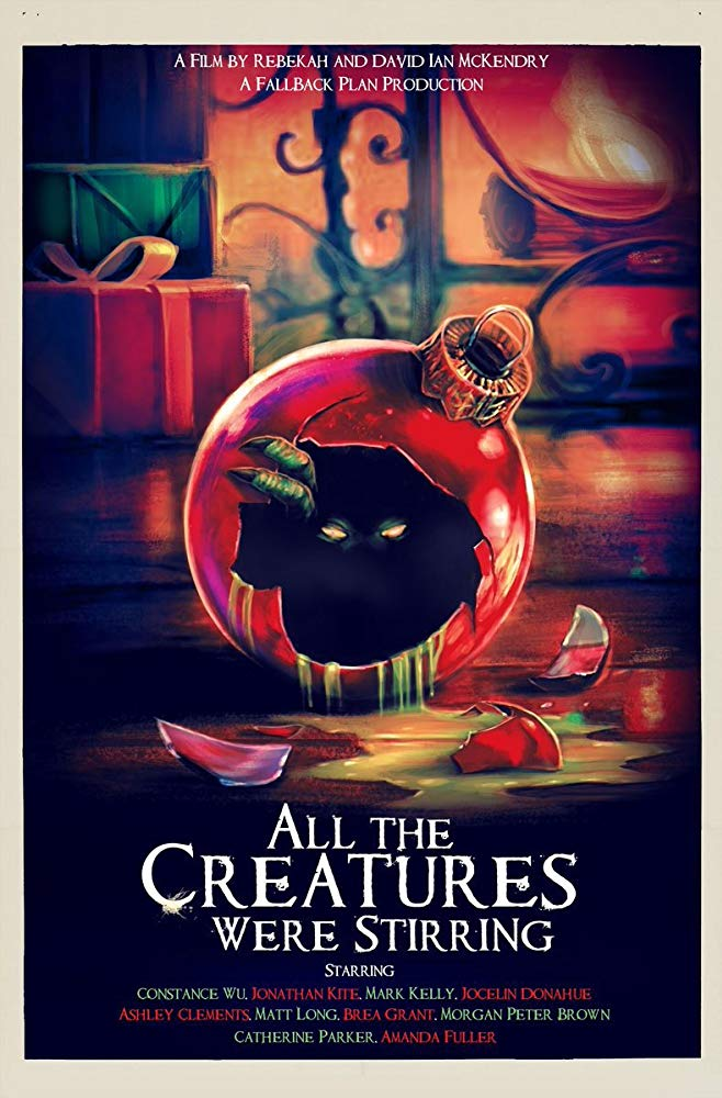 All The Creatures Were Stirring 2018 1080p AMZN WEBRip DD5 1 x264-FGT