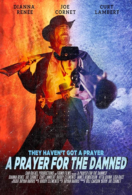 A Prayer For The Damned 2019 720p WEBRip X264 AC3-EVO