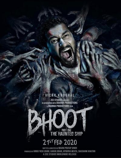 Bhoot (2020) Hindi 480p PreCAM x264 AAC 700MB-CV