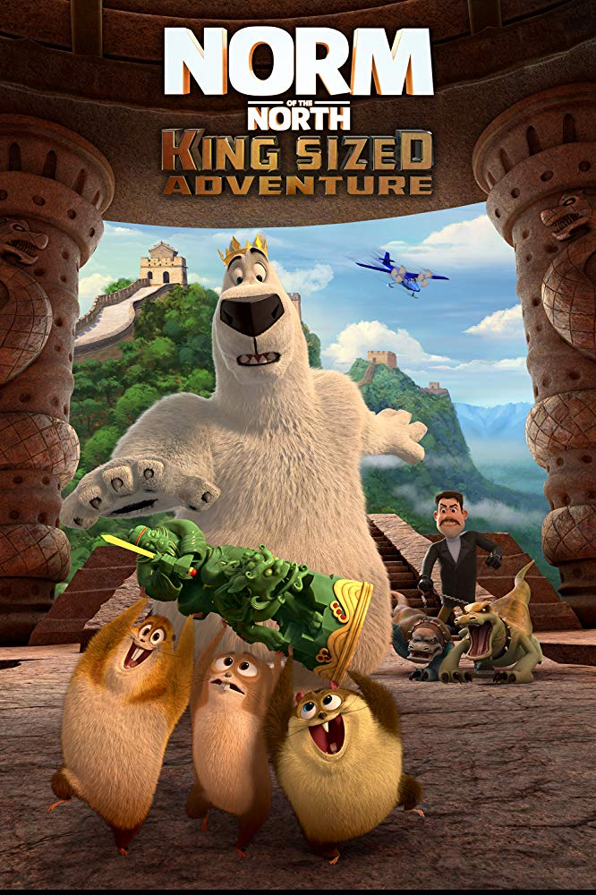 Norm of the North King Sized Adventure (2019) [1080p] [WEBRip] [YTS MX]