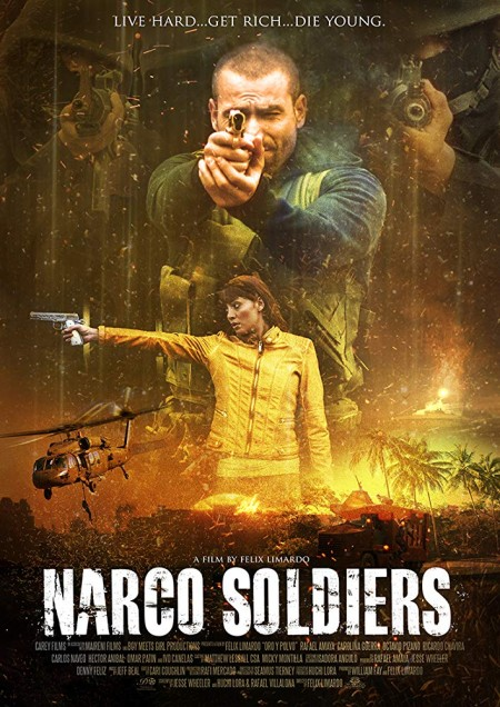 Narco Soldiers (2019) BRRip XViD AC3-ETRG