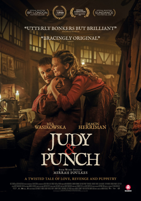Judy And Punch (2019) HDRip AC3 x264-CMRG