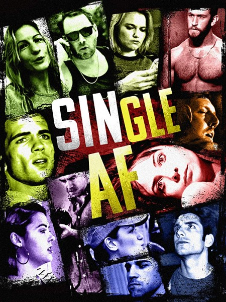 Single AF (2018) 720p AMZN WEBRip 800MB x264-GalaxyRG