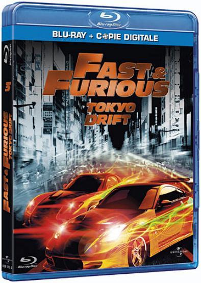 The Fast and the Furious Tokyo Drift (2006) 720p BRRip x265 HEVC Dual Audio Eng Hindi-DLW