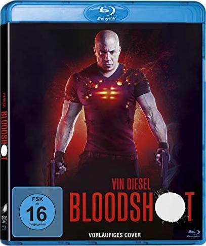 Bloodshot 2020 HDRip XviD AC3-EVO