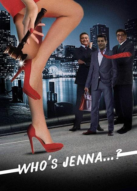 Whos Jenna (2018) 720p WEBRip 800MB x264-GalaxyRG