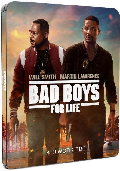 Bad Boys for Life 2020 720p HDRip 900MB x264-GalaxyRG